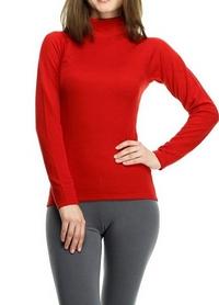Фото 2 к товару Термогольф женский Thermoform 1-025 красный