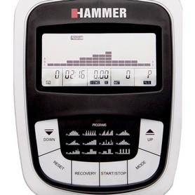 Фото 4 к товару Велотренажер электромагнитный Hammer Cardio XT5