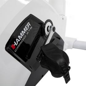 Фото 5 к товару Велотренажер электромагнитный Hammer Cardio XT5