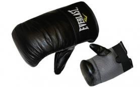 Перчатки снарядные Everlast MA-3645 black