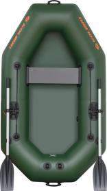 Лодка надувная Kolibri К-220+(слань-коврик)