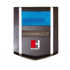 Фото 4 к товару Велотренажер электромагнитный Hammer Cardio XTR