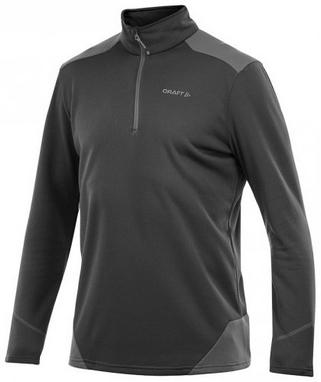 Пуловер мужской Craft Shift Free Pullover M black/iron