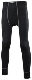 Термоштаны Craft Active Underpants J black - 134-140 см