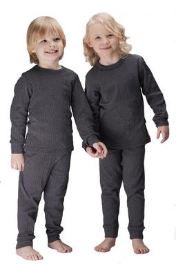 Термобелье детское Thermoform 12-008 серое