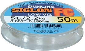 Фото 1 к товару Флюорокарбон Sunline SIG-FC 50 м 0.445 мм 12 кг поводковый
