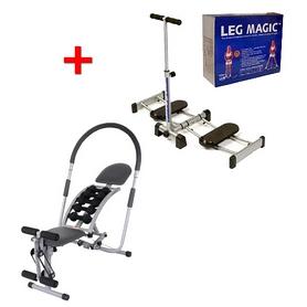Тренажер Ab Shaper + Leg Magic