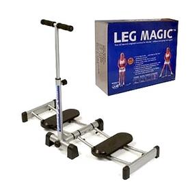 Фото 3 к товару Тренажер Ab Rocket + Leg Magic