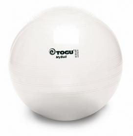 Мяч для фитнеса (фитбол) 75 см Togu MyBall белый
