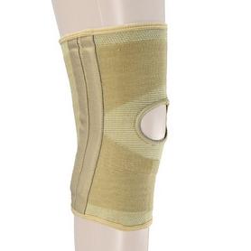 Суппорт колена со спиральными ребрами жесткости (1шт) Grande GS-1350