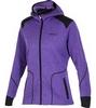 Толстовка Craft Warm Hood Jacket W vision/black - фото 1