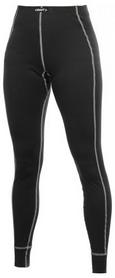 Фото 1 к товару Кальсоны женские Craft Active Long Underpants W black 199899