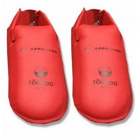 Футы (защита стопы) Adidas Tokaido красные