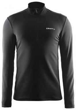 Пуловер мужской Craft Facile Halfzip Man Cayenne black