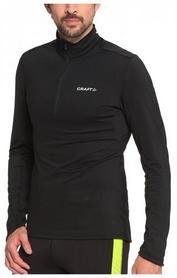 Фото 2 к товару Пуловер мужской Craft Facile Halfzip Man Cayenne black