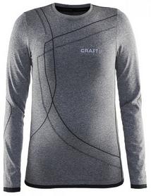 Термофутболка детская с длинным рукавом Craft Active Comfort RN LS black