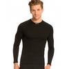 Термофутболка мужская с длинным рукавом Craft Warm Wool black - фото 3