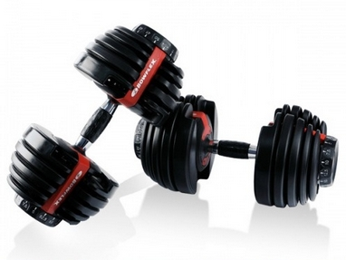 Гантели наборные Bowflex BD221k (2,25-23,8 кг)