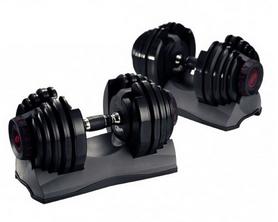 Фото 2 к товару Гантели наборные Bowflex BD221k (2,25-23,8 кг)