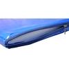 Татами, ковер борцовский 1х2х0,04 м синий - фото 2