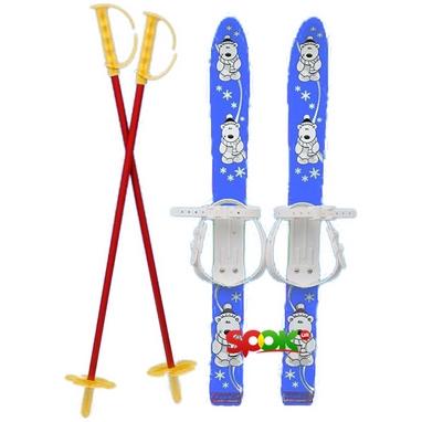 Лыжи детские Marmat Baby Ski 70 см синие