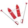 Лыжи мини Marmat Baby Ski 40 см красные - фото 1
