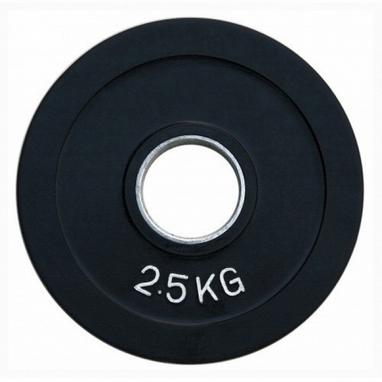Диск обрезиненный олимпийский 2,5 кг Alex - 51 мм