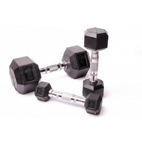 Гантельный ряд хромированный Body-Solid 10 пар 1-10 кг