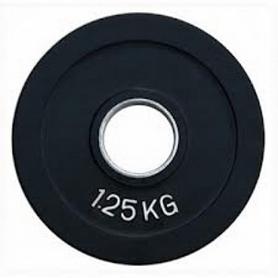 Диск обрезиненный олимпийский 1,25 кг Alex - 51 мм
