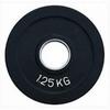 Диск обрезиненный олимпийский 1,25 кг Alex - 51 мм - фото 1