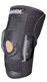 Суппорт колена (ортез) с шарниром Grande GS-1820