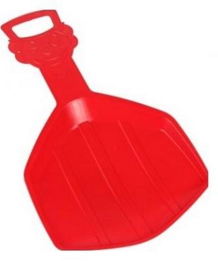 Ледянка Plast Kon Klaun красная