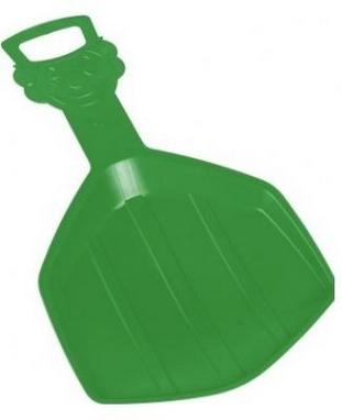 Ледянка Plast Kon Klaun зеленая