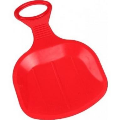 Ледянка Plast Kon Bingo красная