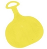 Ледянка Plast Kon Pinguin желтая - фото 1