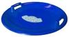 Ледянка-диск Plast Kon Super Star синяя - фото 1