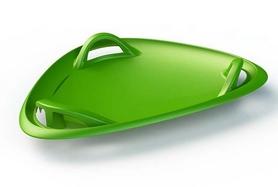 Ледянка-диск Plast Kon Meteor 60 зеленая