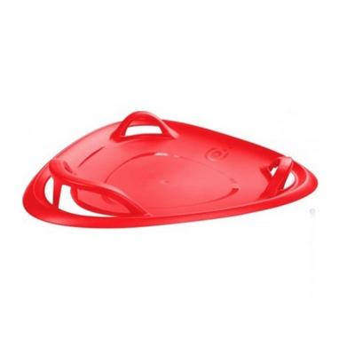 Ледянка-диск Plast Kon Meteor 70 красная