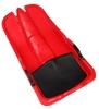 Санки Plast Kon Super Jet красные - фото 1