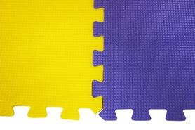 Фото 4 к товару Покрытие напольное модульное ласточкин хвост Newt 48,5х48,5х1 см (12 шт)