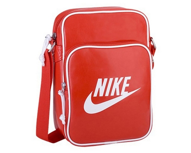 8a1250d30404 Сумка мужская Nike Heritage Si Small Items II красная - купить в ...