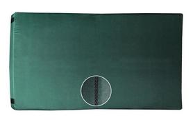 Фото 2 к товару Мат гимнастический складной ZLT 200x100x8 см зеленый