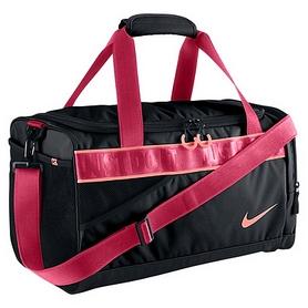 Фото 1 к товару Сумка женская спортивная Nike Varsity Duffel черный