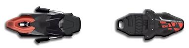 Крепления для горных лыж Fischer RS10 Powerrail 2015/2016 red