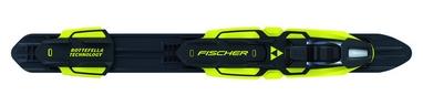 Крепления для беговых лыж Fischer Performance Skate Nis 2015/2016 black/yellow