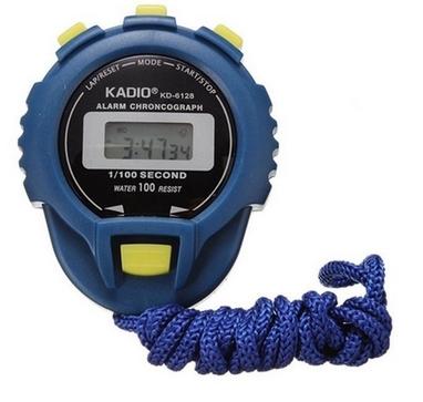 Секундомер электронный Kadio KD-6128