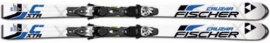 Лыжи горные Fischer XTR Cruzar Rentaltrack 2015/2016