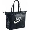 Сумка спортивная женская Nike Heritage SI Tote черная с белым - фото 1