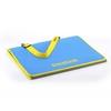Коврик для фитнеса Reebok 6 мм синий - фото 1