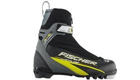 Ботинки для беговых лыж детские Fischer JR Combi 2015/2016